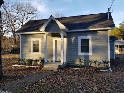 Pine Bluff Single Family Home New Listing: 4407 Faucett Rd