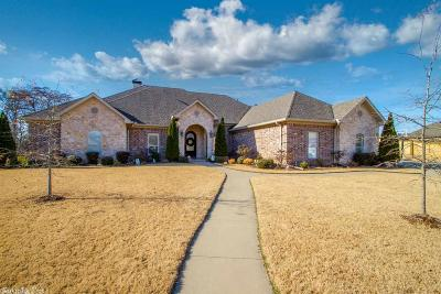 Pulaski County, Saline County Single Family Home For Sale: 4 Cypress Valley Cove