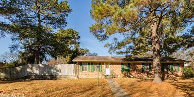 Little Rock Single Family Home New Listing: 9700 Treasure Hill Road