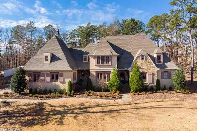 Little Rock AR Single Family Home New Listing: $949,900