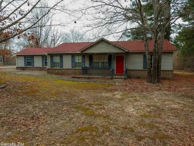 Pulaski County, Saline County Single Family Home For Sale: 7616 Barnes Drive