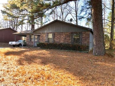Little Rock Single Family Home New Listing: 11324 Ponderosa Drive