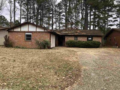 Little Rock Single Family Home New Listing: 7213 Yorkwood Drive