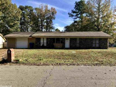 Little Rock Single Family Home New Listing: 3931 Wooddale Drive