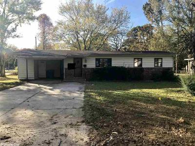 Little Rock Single Family Home New Listing: 7200 Woodson Road