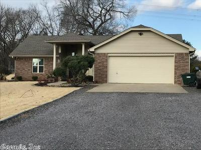 Russellville AR Single Family Home Under Contract: $214,500