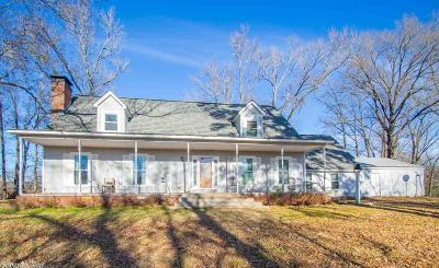 Roland Single Family Home For Sale: 21320 Roland Cut Off Road