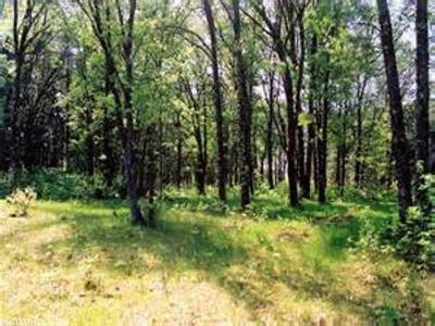 North Little Rock Residential Lots & Land New Listing: 8205 Pine Canyon Road