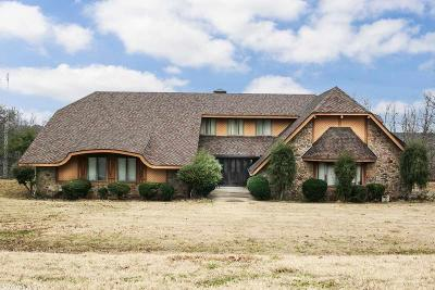 Pulaski County, Saline County Single Family Home For Sale: 34516 Hwy 107