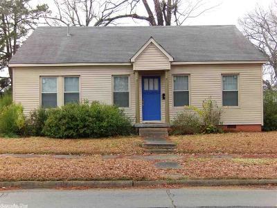Pine Bluff Single Family Home For Sale: 1224 S Poplar