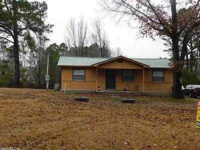 White Hall AR Single Family Home For Sale: $67,000