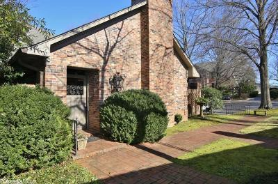Little Rock Single Family Home For Sale: 11 Riverbend Road
