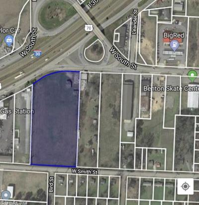 Benton Residential Lots & Land New Listing: 1504 W South Street