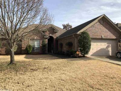 Maumelle Single Family Home For Sale: 135 Margeaux