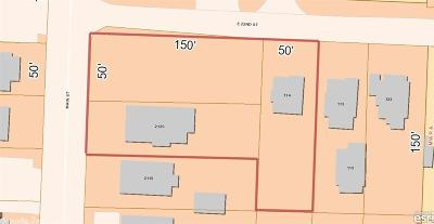 Residential Lots & Land For Sale: East 22nd. & Main