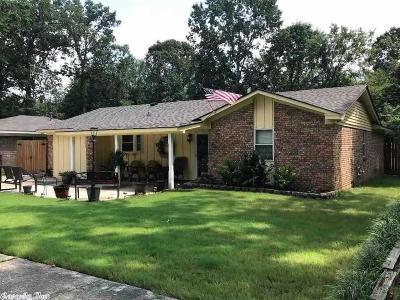 Pine Bluff Single Family Home For Sale: 3501 E Lake Drive