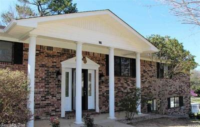 Hot Springs Single Family Home For Sale: 114 Village Road