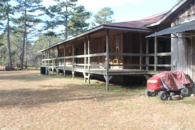 Van Buren County Single Family Home For Sale: 332 Whistle Stop Road
