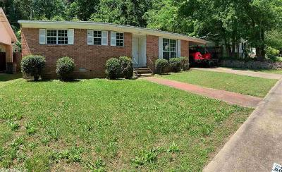 Hot Springs Single Family Home For Sale: 211 Holly