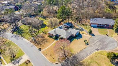 Garland County, Hot Spring County Single Family Home For Sale: 207 Quail Creek Rd.