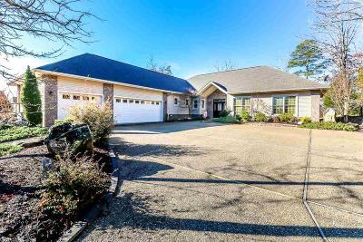 Hot Springs Village, Hot Springs Vill. Single Family Home For Sale: 8 Amable Lane