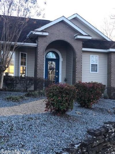 Hot Springs Village, Hot Springs Vill. Single Family Home For Sale: 62 Binefar Way
