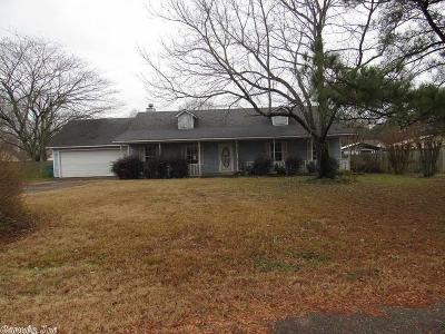 Cabot Single Family Home For Sale: 15 Clinton