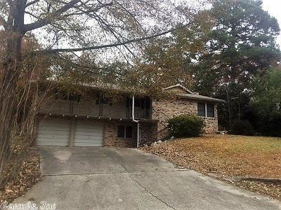 Hot Springs Single Family Home For Sale: 108 Meadow