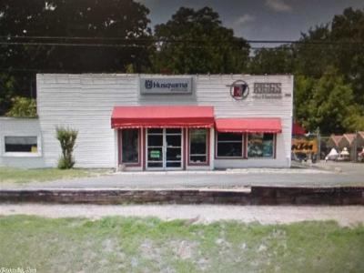 Little Rock Commercial For Sale: 5922 S University