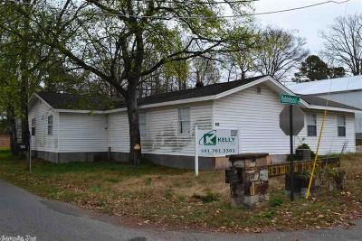 Hot Springs Single Family Home For Sale: 450 Lakeland Drive