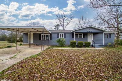 Bryant Single Family Home For Sale: 2702 Meadowbrook Dr.