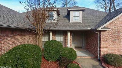 Maumelle Single Family Home For Sale: 126 Nemours Ct