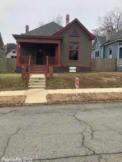 Single Family Home For Sale: 517 E 15th Street