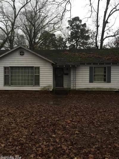 Pine Bluff Single Family Home For Sale: 820 W 34th Avenue