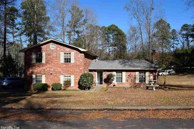 Malvern AR Single Family Home For Sale: $169,500
