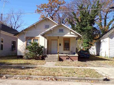 Pine Bluff Single Family Home For Sale: 1304 S Oak Street