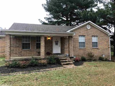 Beebe Single Family Home For Sale: 389 Stoney Point Church Road