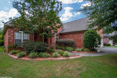 Maumelle Single Family Home Price Change: 125 Hidden Valley Loop