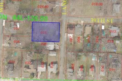Residential Lots & Land For Sale: 3900 Lange