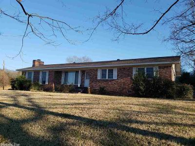Dardanelle Single Family Home For Sale: 18794 N State Hwy 7