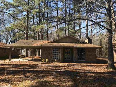 Pine Bluff Single Family Home For Sale: 1904 Starlite