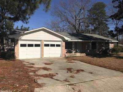 Pine Bluff Single Family Home For Sale: 2601 W 37th Ave