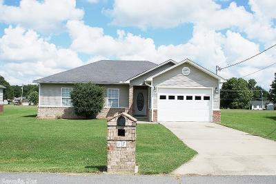 Beebe Single Family Home For Sale: 17 Cedar Loop