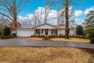 Alexander Single Family Home For Sale: 14203 Hwy 111