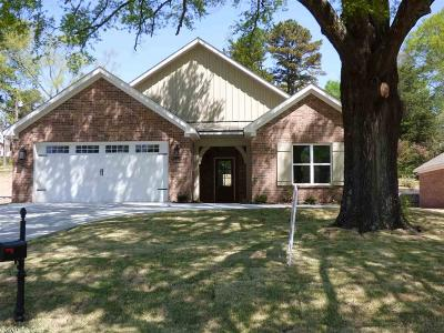 Hot Springs Single Family Home For Sale: 127 James