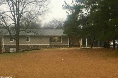Morrilton Single Family Home For Sale: 32 Merryman Lane