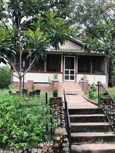 Hot Springs Single Family Home For Sale: 208 Virginia Street
