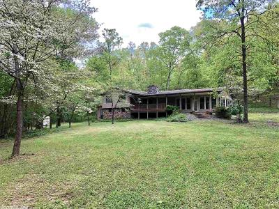 Cleburne County Single Family Home For Sale: 159 Falls Lane