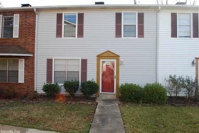 Maumelle Condo/Townhouse For Sale: 200 Pine Forest #E3
