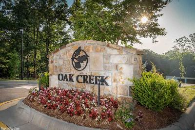 Little Rock Residential Lots & Land For Sale: 17901 Oak Creek Place